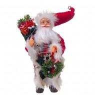 Новогоднее украшение Дед Мороз 31 см